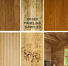 Order Plywood Paneling Samples