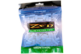 Zen Menthol Slim Cigarette Filter Tips