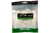 Zen Superslim Menthol Cigarette Filter Tips