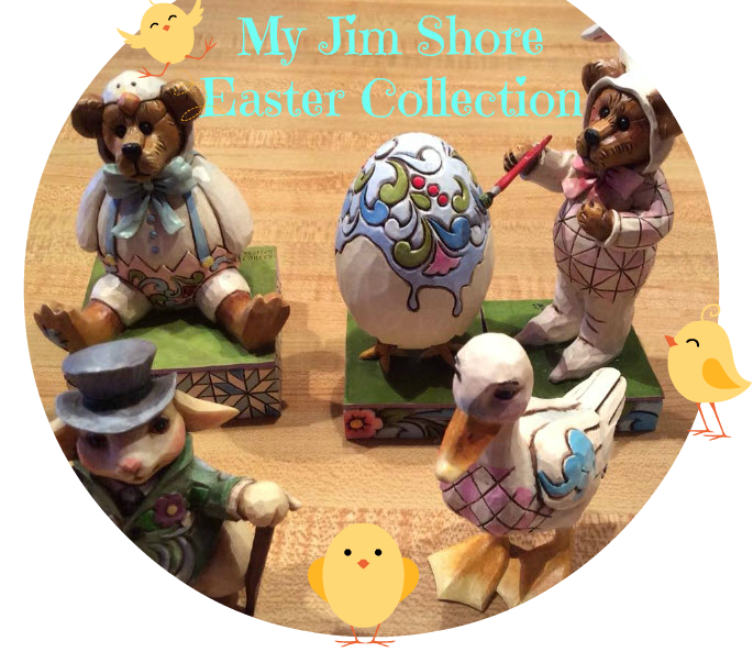 Easter gift guide thoughtful presence in the number one slot is my very own jim shore collection the idea being a small festive collectible makes a wonderful gift for this joyous time of year negle Images