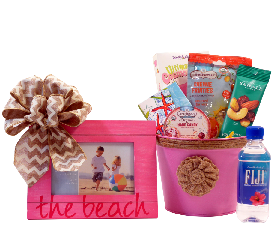 Summer Days Summer Gift Basket