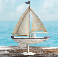 The Homeport Sailboat from Prinz is the perfect gift for Dad.