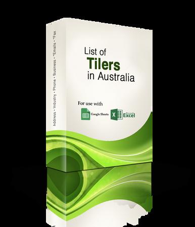 List of Tilers Database