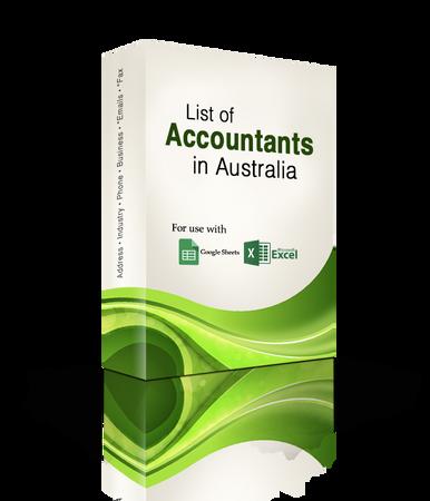 List of Accountants Database
