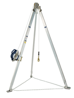 DBI-SALA 50 ft. Ultra-Lok 3-Way 9 ft. Tripod Combo - 8301064
