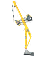 "Xtirpa™ 24"" Reach Adapter Base Complete Confined Space Entry System w/ MSA Workman 50' SRL"