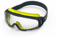 HexArmor VS350 TruShield S Clear Safety Goggles - 5/Pair