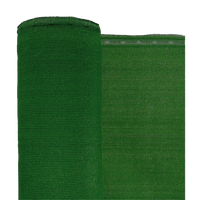 "Green Privacy Fence Netting - 5'8"" x 150'"