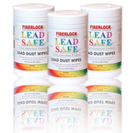 Lead Safe Cleaning Wipes
