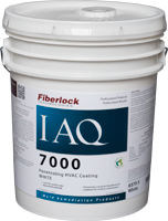 Fiberlock IAQ 7000 HVAC Sealant- White - 5 Gallon