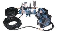 Allegro Full Mask Low Pressure Supplied Air Respirator