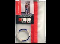 Zipwall ZipDoor Standard Doorway Dust Barrier - ZDS