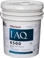Fiberlock IAQ 6500 - Mold Resistant Coating - 5 Gallon