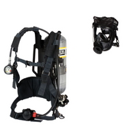 MSA AirHawk II Industrial Air Mask - High Pressure (4500 PSIG) [SCBA]