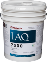 Fiberlock IAQ 7500 HVAC Sealant- Clear - 5 Gallon