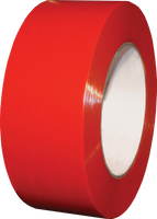 "SCAPA Polyflex 133 - 3"" Red Poly Tape - 16/Case"
