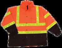 ML Kishgo Storm Stopper Pro Orange Rainwear