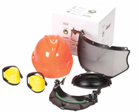 MSA V-Gard Forestry Kit with V-Gard Cap - 10118694