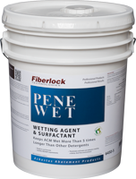 Fiberlock Penewet Surfactant - 5 Gallon