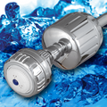 Sprite Universal High Output Shower Filter (Chrome Showerhead & Chrome Filter Housing)