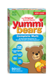 Yummi Bears Complete Multivitamin (Assorted Flavors) - 90 gummi bears