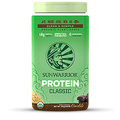 Sun Warrior Chocolate Classic Protein Powder (Raw, Vegan) - 750 g / 1.65 lbs