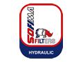 TM178G78 SOFIMA HYDRAULIC TANK BREATHER W/BASKET & CHAIN
