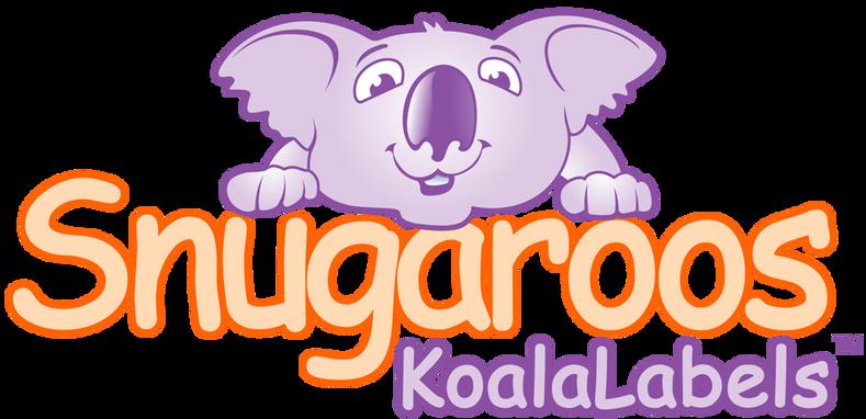 3D Koala Labels