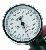 Buy (Gauge Only) for Accoson Duplex Aneroid Hand Operated Sphyg (AC0371) sold by eSuppliesMedical.co.uk
