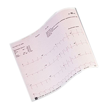 Buy Mac 1200ST ECG Paper, A4, 150 sheets (TMC226.166.05) sold by eSuppliesMedical.co.uk