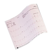 Buy Mac 1200ST ECG Paper, A4, 150 sheets x 10 (TMC226.166.05) sold by eSuppliesMedical.co.uk