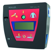 Schiller Fred Easy Life Fully Automatic Defibrillator
