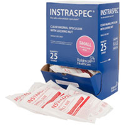 Buy Instraspec Disposable Vaginal Speculum with Lock, Small, Box of 25 (8100mb) sold by eSuppliesMedical.co.uk