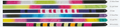 CHACOTT Ribbon 6metre (Gradation set 3)