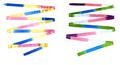 RIZUMI Ribbon 6 metre (Multi Coloured)
