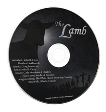 The Lamb - Audiobook CD (English)
