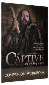The Captive and the King's Will - Companion Workbook (English) - Retailer Price