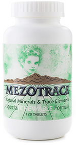 Mezotrace Chewable Minerals