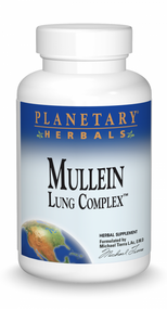 Planetary Herbals Mullein Lung Complex™ 850 mg