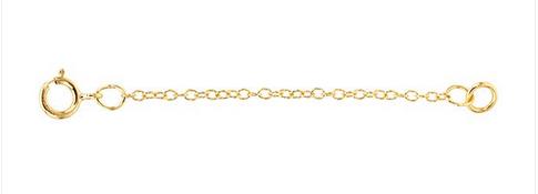 chain extender gold