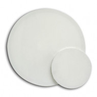 Round Canvas 10cm, Pack of 3