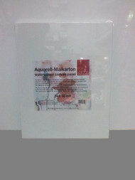 AMI Watercolour Canvas Panels, Pack of 6
