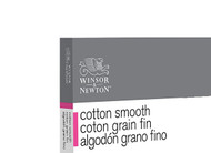 "Winsor & Newton Professional Canvas - Cotton Smooth (12"" x 16"") - Pack   of 5"