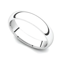 Classic Wedding Ring 4mm