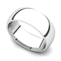 Classic Wedding Ring 7mm