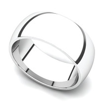 Classic Wedding Ring 8mm