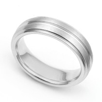 Seamless Wedding Ring 5.5mm