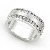 Channel set Diamond Eternity Ring (1 3/4 ct.)
