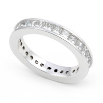 Channel set Diamond Eternity Ring (2 1/6 ct.)