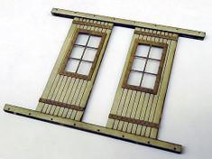 Industrial doors that really slide!